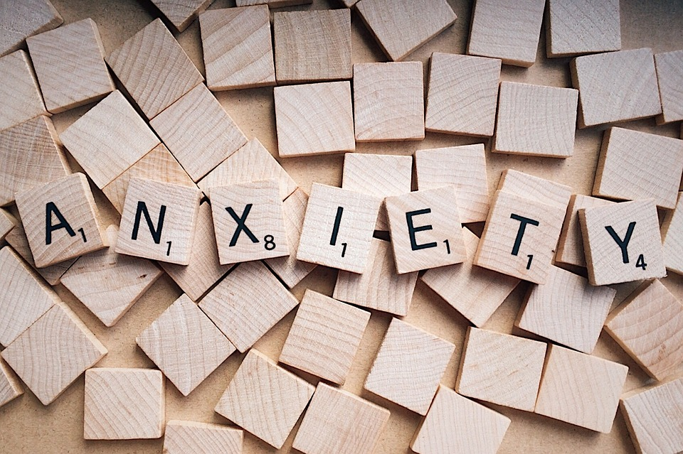 anxiety neurosis disorder