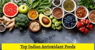 antioxidant food in India, antioxidant food
