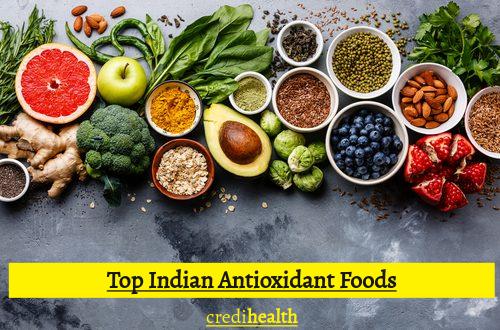 antioxidant food in India, antioxidant food