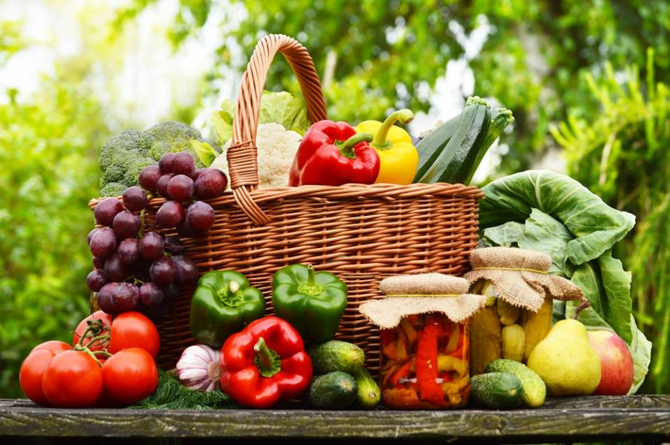 Vegetables - Antioxidant Food India