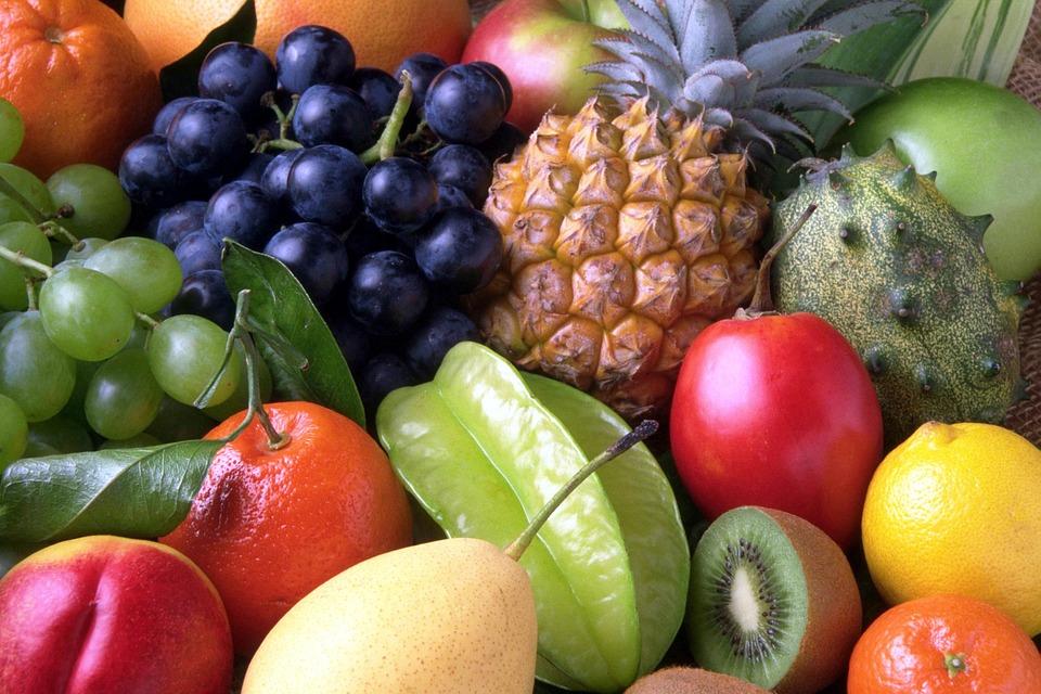 ผลไม้ - อาหารต้านอนุมูลอิสระอินเดีย