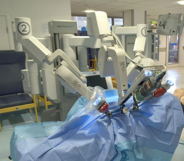 Robotic Surgical System - Robotic Spine Surgery