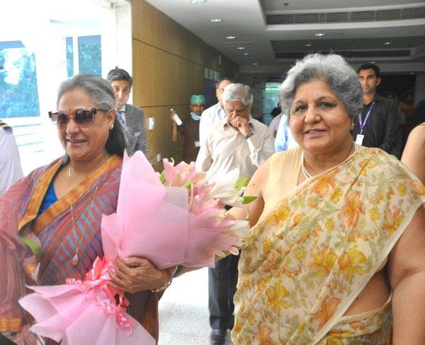 Jaya Bachchan inaugurates Southend Fertility & IVF centre
