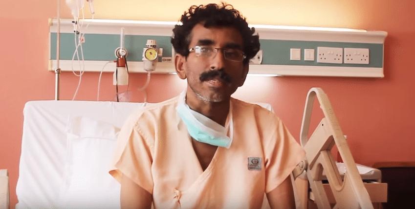 liver transplant Interview
