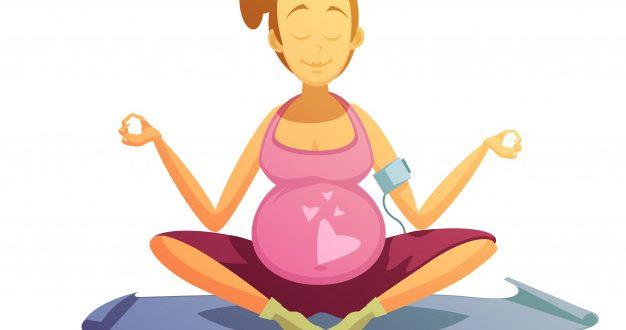 ioga pré-natal
