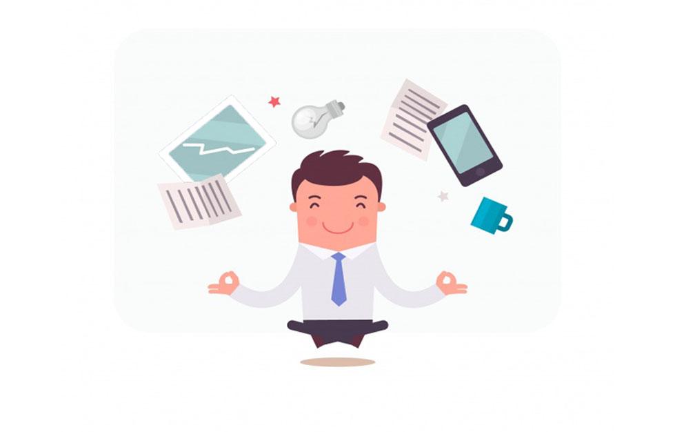 meditate beat stress