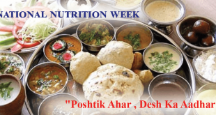 National Nutrition Week