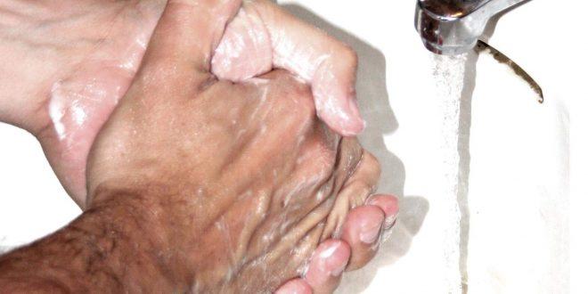 hand washing week