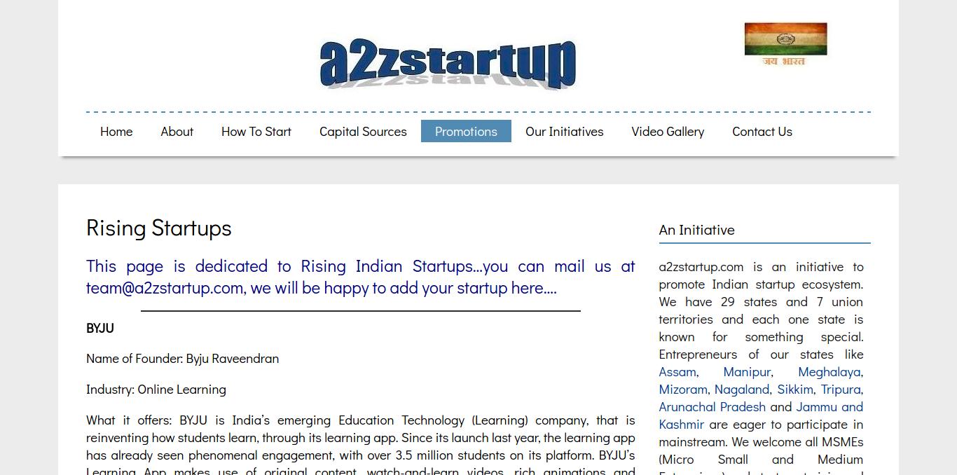 FireShot Capture 35 – Rising Startups – a2z_ – http___www.a2zstartup.com_promotions_rising-startups_