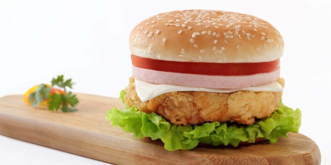 fast food and cancer