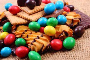 sugary snacks