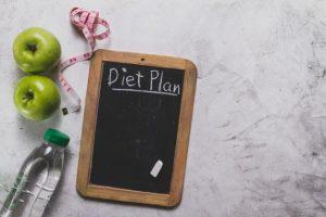 ลดน้ำหนักหลัง Diwali - อาหาร