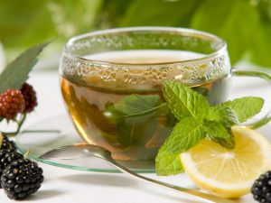 Lose weight after Diwali - Green tea