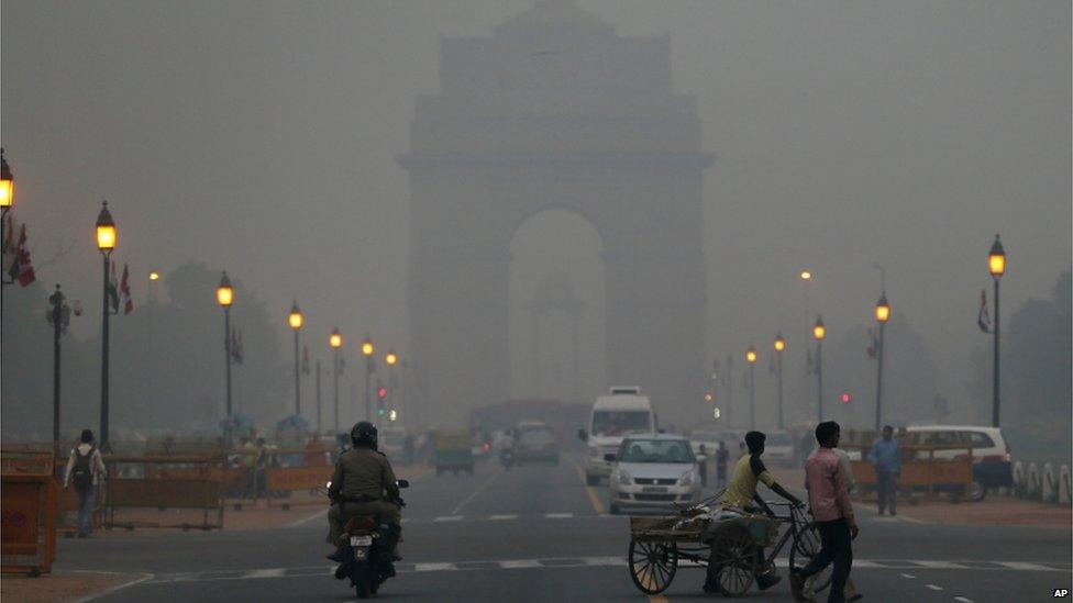 air quality index india, air quality index delhi