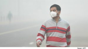 pollution mask