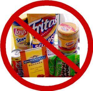 ลดน้ำหนักหลัง Diwali - หลีกเลี่ยงอาหารขยะ