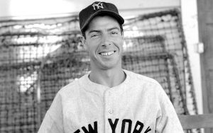 Celebrities with Lung Cancer : Joe DiMaggio