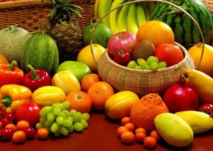 Foods that lower Cholesterol -Fruits