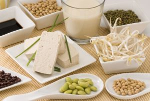 foods that lower cholesterol - soy products