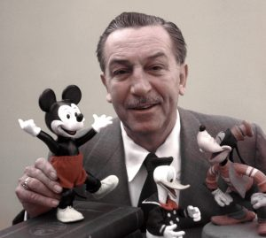 Celebrities with Lung Cancer : Walt Disney
