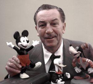 Celebrities with Lung Cancer : Walt Disney