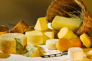 Cheese - vitamin d rich foods India