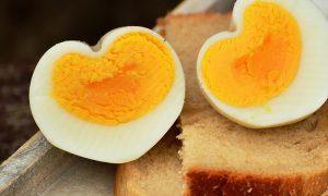 Eggs - vitamin d rich foods India