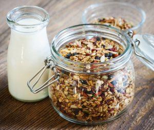 cereals - vitamin d rich foods India
