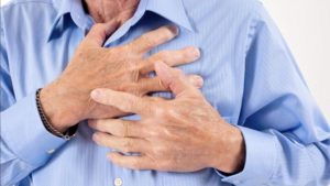 fatigue meaning in Hindi - heart disease