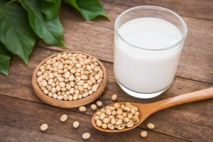 soy milk - vitamin d rich foods India