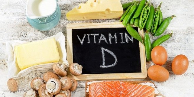 vitamin d rich foods India