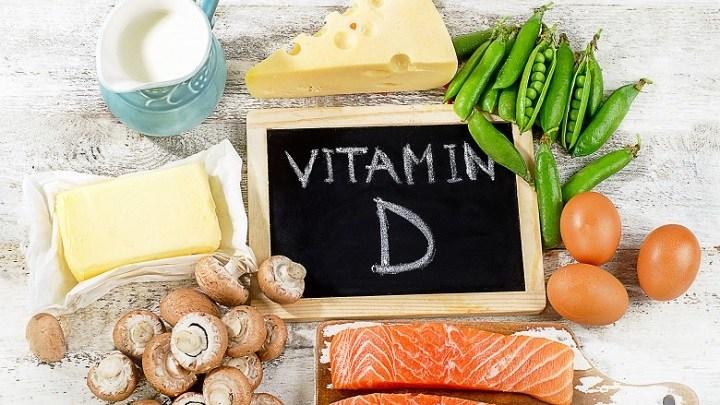 vitamin d rich foods India