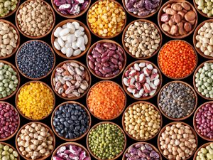 legumes - Fibre Rich Indian Food