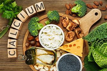 calcium rich Indian foods