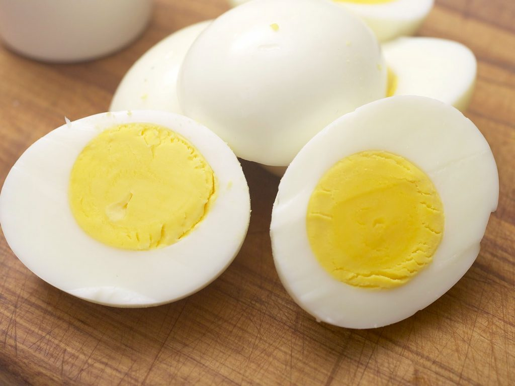 calcium rich indian foods - eggs