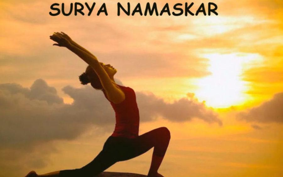 surya namaskar steps - surya namaskar benefits