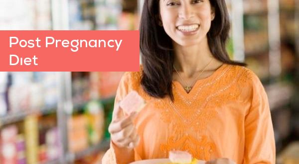 Post-Pregnancy-Diet