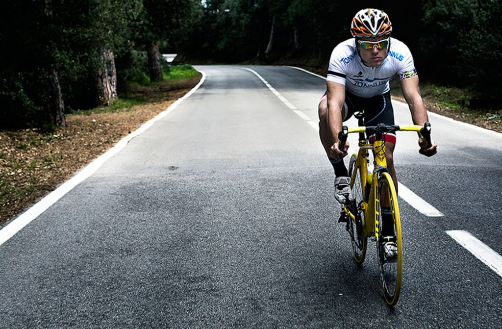 benefits of cycling - exercise