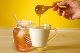 benefits of honey with milk - milk and honey benefits