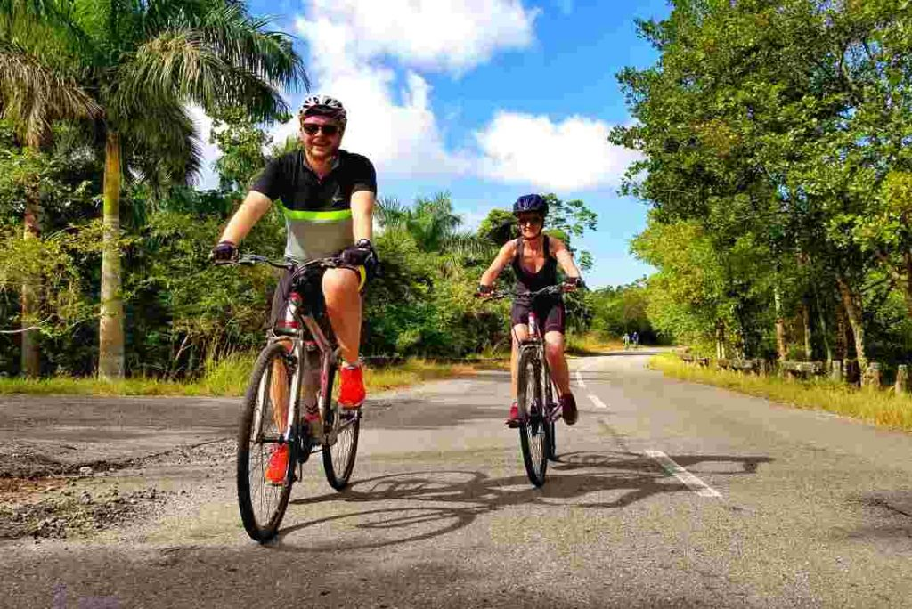 health benefits of cycling - heart health