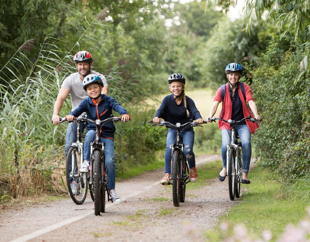 health benefits of cycling - cancer