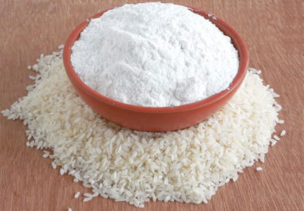 rice starch - viral fever home remedies