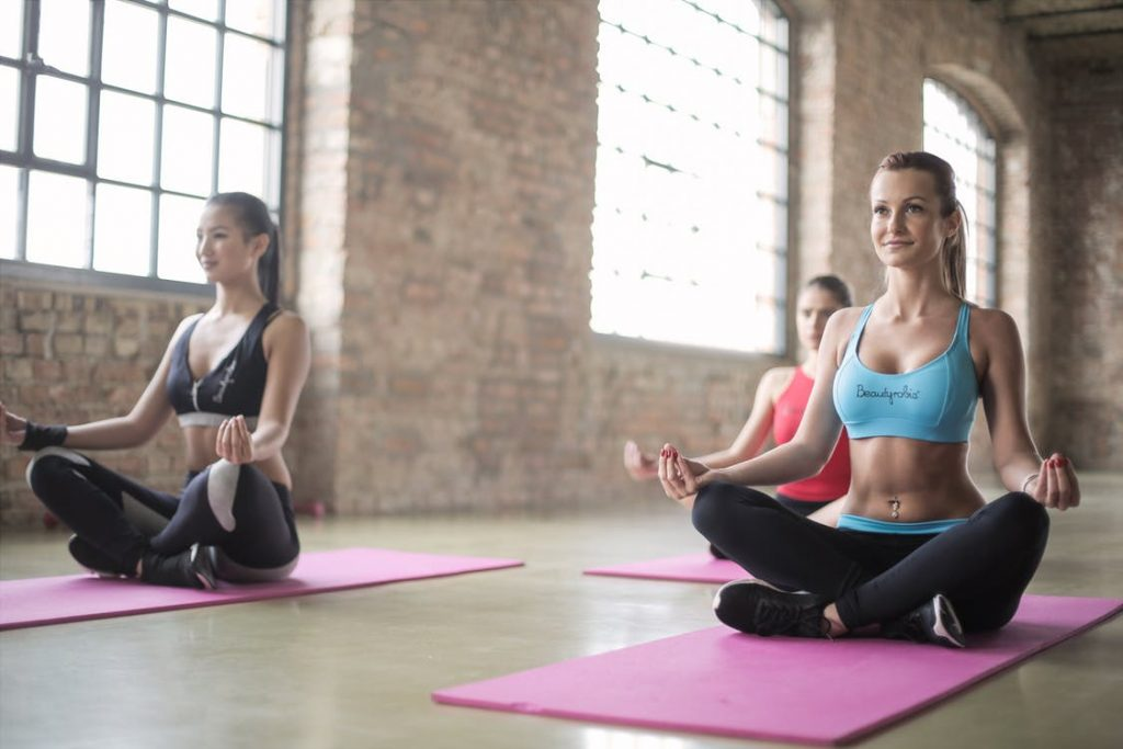 what is hot yoga poses
