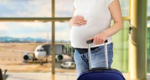 safe travel when pregnant