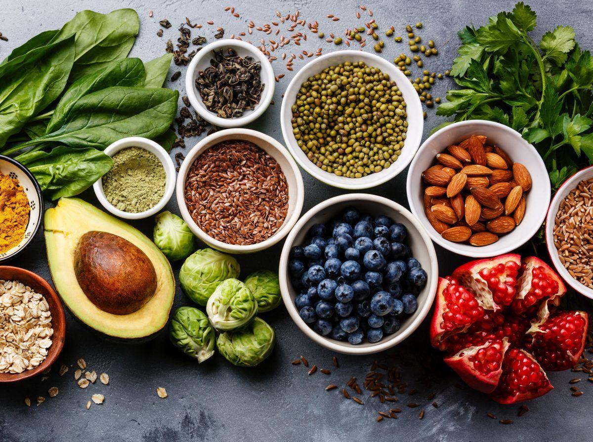 8 Super Foods To Crush Estrogen Imbalance