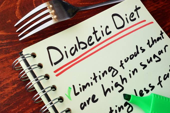 diabetes food menu to avoid