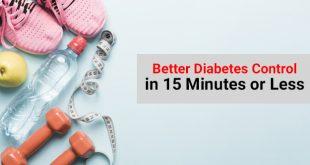 better control diabetes