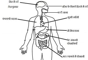 Malaria Ke Lakshan, Malaria Symptoms in hindi