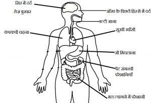 Malaria Ke Lakshan, Malaria Symptoms in hindi