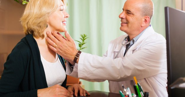 Thyroid symptoms women, Thyroid symptoms in men